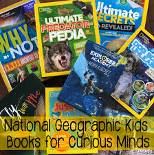 national geographic kids books for
