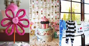 21 diy baby shower decorations to