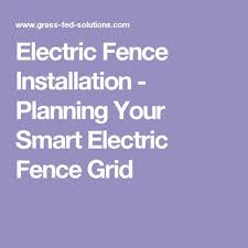 20 Electric Fence Ideas Electric Fence Fence Pasture Fencing