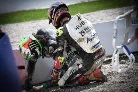 Johann Zarco Penalized for Crash with Franco Morbidelli - Asphalt & Rubber