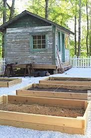 Building Raised Cedar Garden Beds