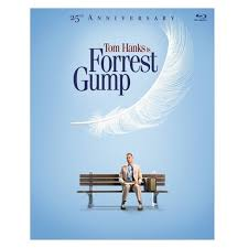 Forrest Gump (25th Anniversary) (Blu-Ray + Digital) : Target
