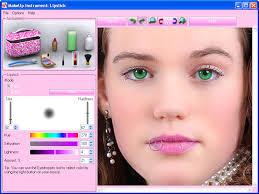 free photo editing software makeup tool