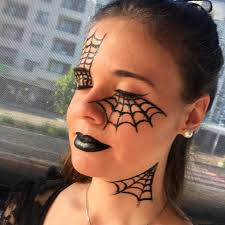 21 spider makeup designs trends