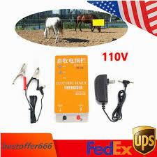 Fencing Electric Fence 12v