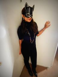 catwoman makeup diy