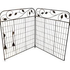Buy Amagabeli Decorative Fence Gate Best Garden Fence Gate Online