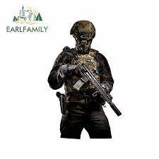 Earlfamily 13cm X 8 1cm Car Sticker Bangladesh Sig Sauer Special Security Force Military Swat Vinyl Stickers Motorcycle Decal Car Stickers Aliexpress