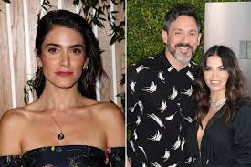 Nikki Reed helped Steve Kazee design ...