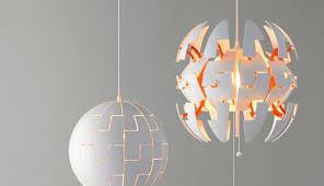 futuristic spaceship chandelier from