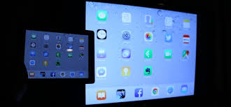 ipad to your tv screen using apple tv