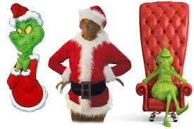 the grinch and the many ways to steal