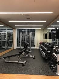 gym picture of mgm national harbor