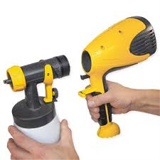 Wagner W100 Wood And Metal Paint Sprayer Bunnings Warehouse