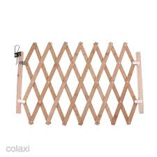 Dog Fence Indoor Wooden Protector Home Doorway Room Dog Gate Pet Safety Protection Room Divider Gate Shopee Philippines