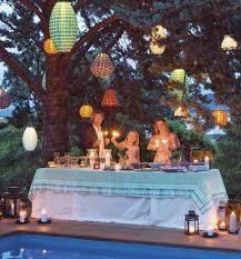 Fiestas Magicas De Verano En El Jardin