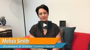 DreamJobbing With… Melisa Smith on Vimeo