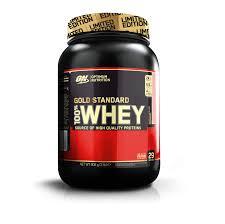 gold standard 100 whey protein