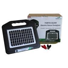 Suregreen Electric Fence Energiser Solar Buy Online In Andorra At Desertcart