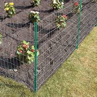 50 Ft Chicken Wire Fencing The Home Depot
