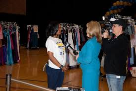 Lesley West Prom Dress Drive   Indiana Pacers