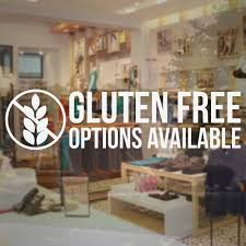 gluten options available quotes cake shop bakery dessert shop