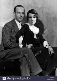 Fred Astaire, Adele Astaire Stock Photo - Alamy