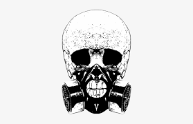 2018 re tooling cool skull logo png