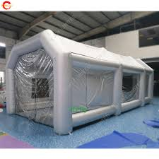 diy paint booth supplier inflatable