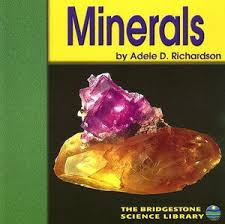 Minerals, 000285762 by Adele Richardson | 9780736833660 | Booktopia