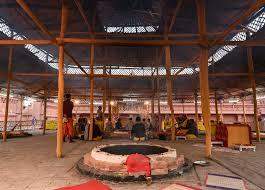 PPS Camp at Prayagraj Kumbh 2019 · Studio Saransh