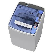 Máy giặt cửa trước giá rẻ nhất thị trường - Máy giặt Sanyo - Aqua cửa đứng  - AQW-U850AT ( 8,5 Kg)