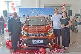 kia launches new picanto sunstar