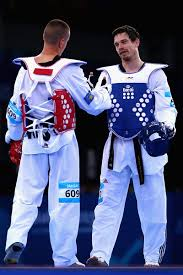 Aaron Cook, Arbes Jahiri - Aaron Cook Photos - Taekwondo Day 6 ...