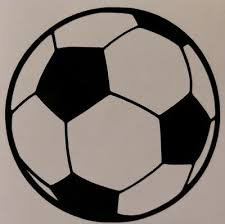 Soccer Ball Vinyl Sticker Decal Home Laptop Choose Size Color Ebay