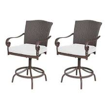 bar height patio chairs patio
