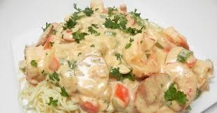 Cajun Shrimp Alfredo Recipe ...