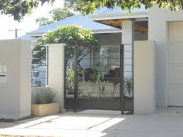 Simple Gate Design For Small House Home Design Ideas