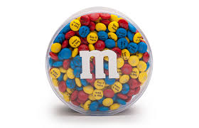 my m m s personalized gifts chocolate