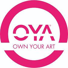 Oya Color Window Decal Pink Oya Shop