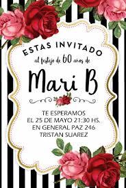 Ejemplos De Invitaciones De Cumpleanos Para Adultos Coleccion De