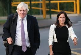 Who is Boris Johnson's wife Marina Wheeler?