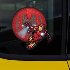 Marvel Iron Man Decal Car Window Decal Sticker