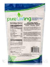 top five amaranth flour nutrition
