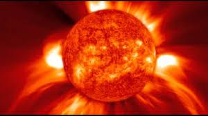 NASA Açıklamayı yaptı güneş patlaması nedeniyle tüm dünyada ...