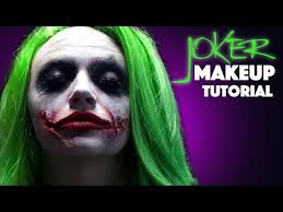 joker makeup tutorial best makeup for you