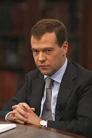 Presidency of Dmitry Medvedev - Wikipedia