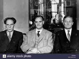 British physicist Cecil Frank Powell (1903-1969) with Soviet ...