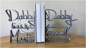 you re going to love these harry potter bookends book riot