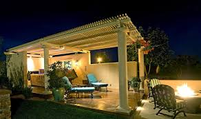 louvered patio covers